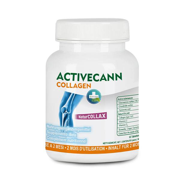 Annabis - Arthrocann COLLAGEN Omega 3-6 Forte 60 tbl.