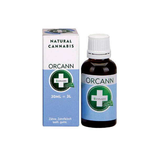 Orcann Colluttorio Concentrato - 10ml