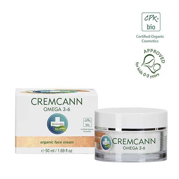 Annabis - Cremcann Omega 3-6 - 50ml